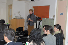 Prof Shafer's visit 2007