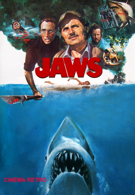 Me and You and a Blog Named Boo: Jaws Week: Jaws Movie Posters