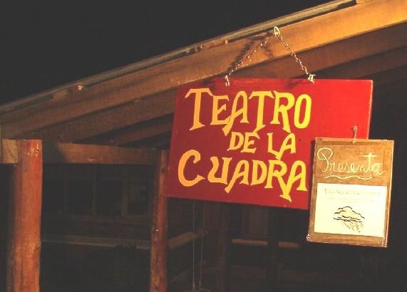 Teatro de la Cuadra - Esquel