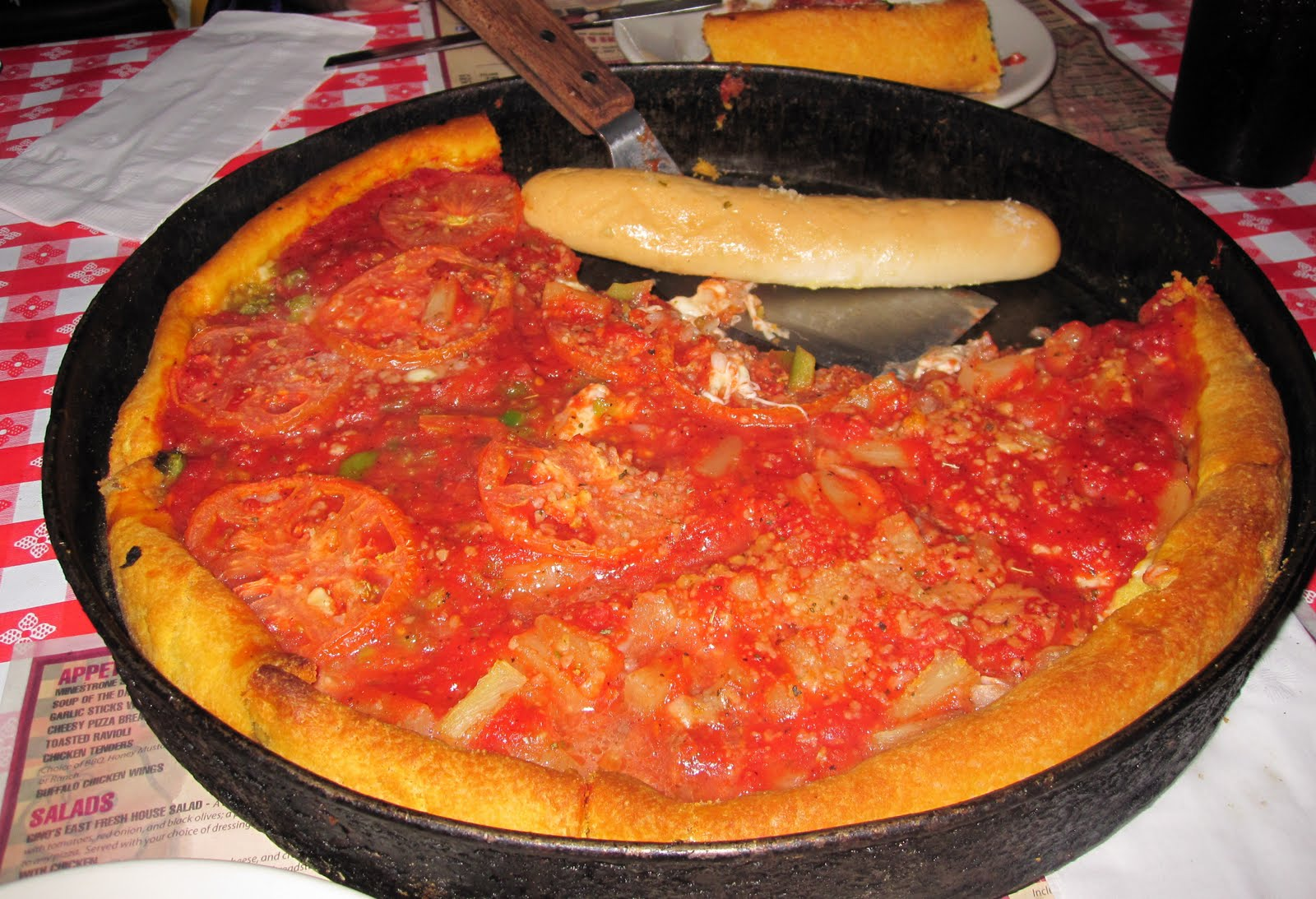 how to take pie out of deep dish