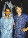Mas Tiyas dan Mr.Takashi Morishita
