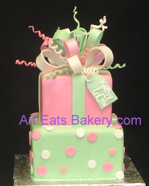 unique fondant cake ideas