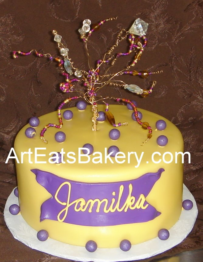 30th Birthday Cake Ideas For Girls. Fondant+irthday+cake+ideas+for+girls