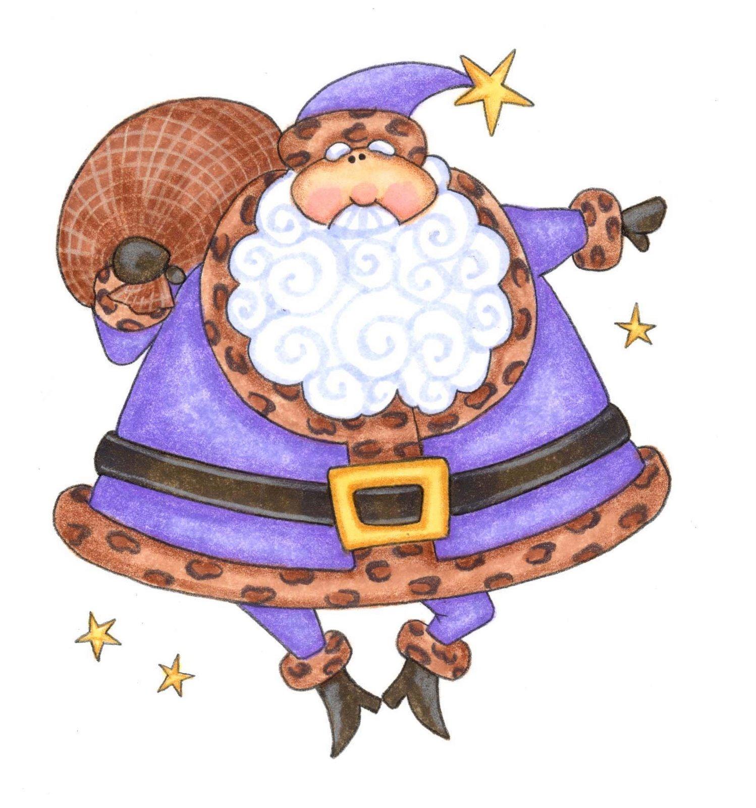 [santa+purple+]