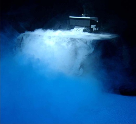 how to make a fog machine