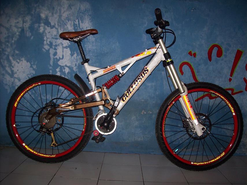 Jual Barang Baru & Bekas: [Bekas] Sepeda MTB Axion