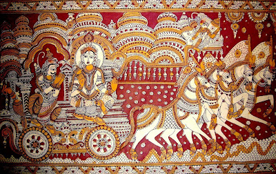 Designing Life Kalamkari An Art From South India