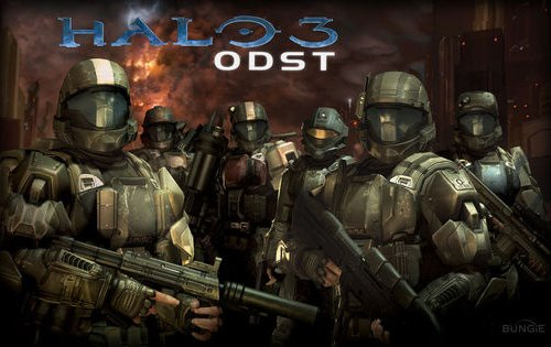 halo odst wallpaper. Halo 3: ODST (Xbox 360)