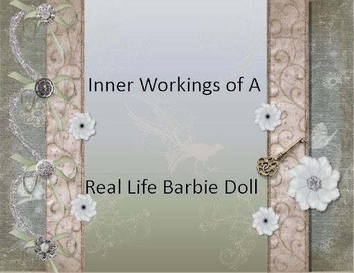 Inner Workings of a real-life barbie doll