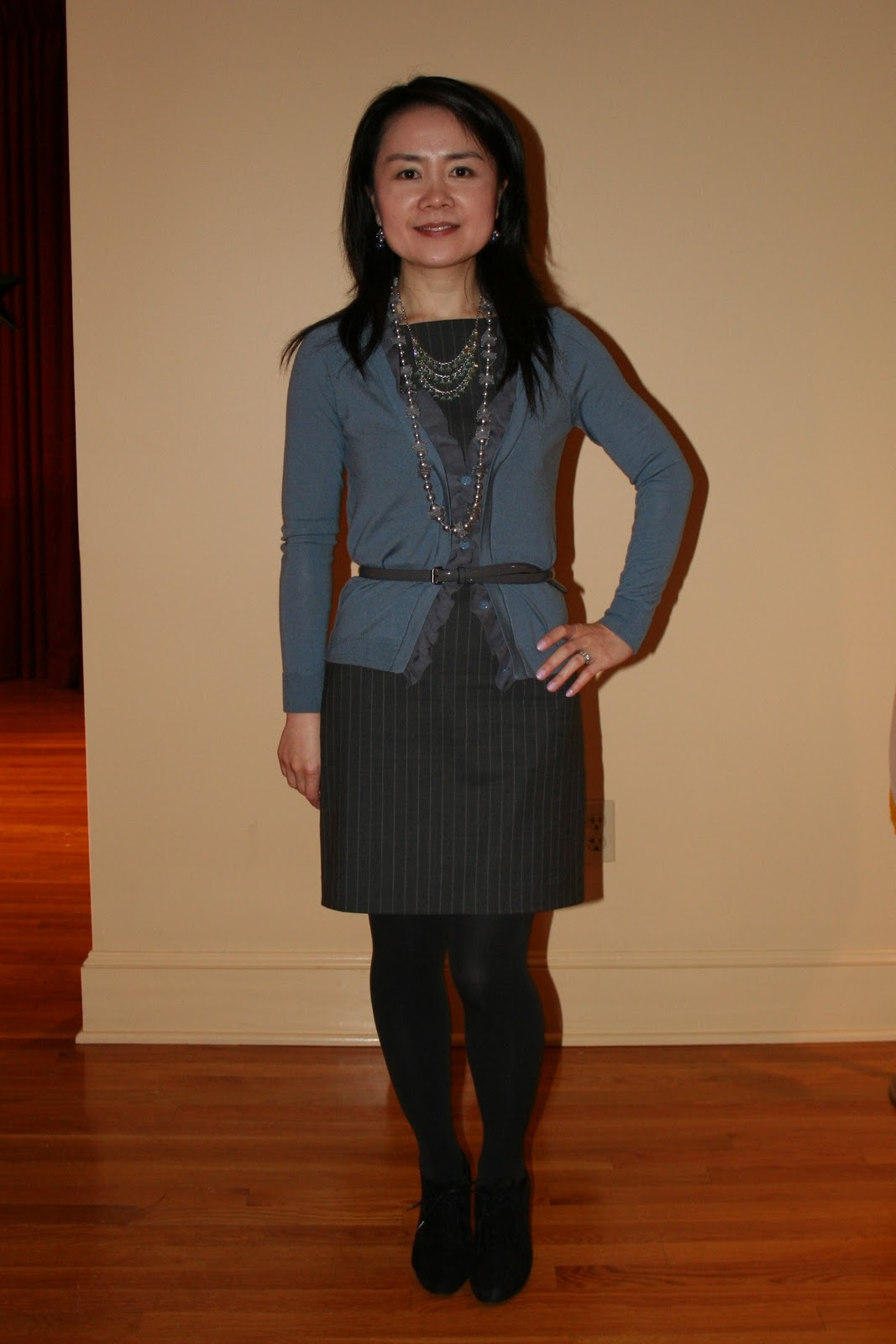 Vicky\'s Daily Fashion Blog: OOTD: What I wore to the piano recital