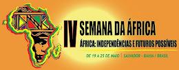 SEMANA DA AFRICA NA BAHIA