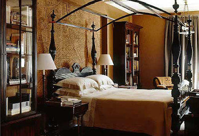 The steampunk home december 2008 - Steampunk bedroom ideas ...