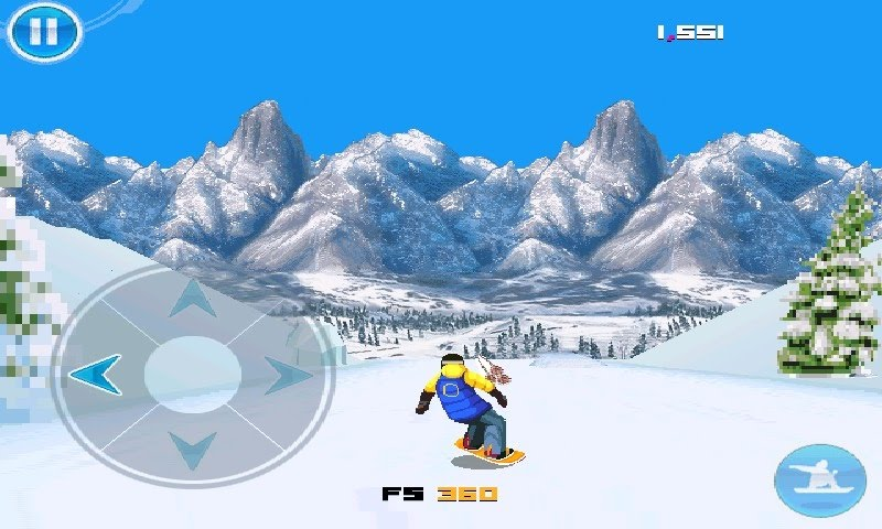 Uludağ Kayak Yarışları Oyunu