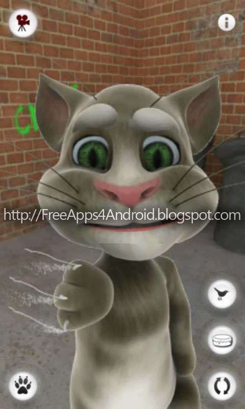 Talking Tom Cat Game. Converter