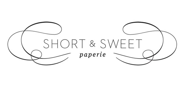 short and sweet paperie
