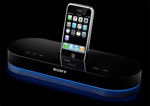 Looks - Stylish most iphone dock video
