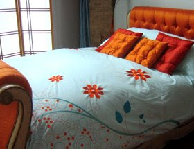 غرف نوم روعة Modern-bedding