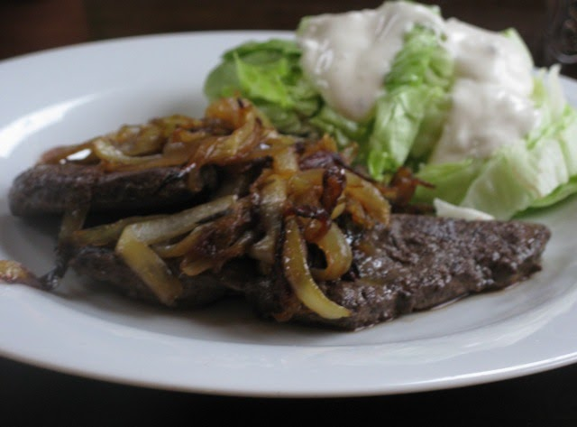 The Slow Cook: Liver and Onions