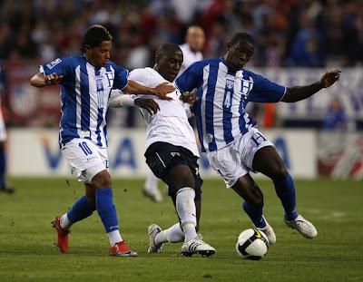 USA vs Honduras Concacaf World Cup