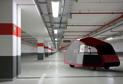 The Driverless Car pics