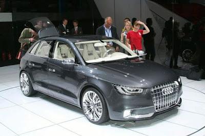 Audi A1 Car pics
