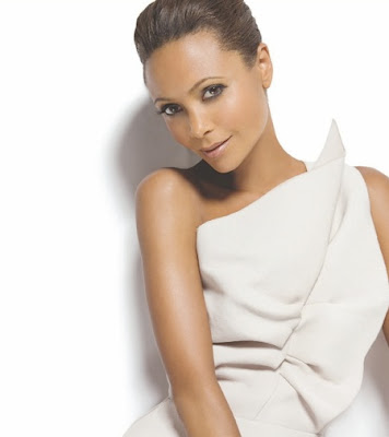 Thandie Newton on InStyle UK Magazine Covers December 2009 pics