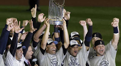 New York Yankees Win World Series