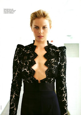 Abbie Cornish on Vogue Australia Covers December 2009 pictures