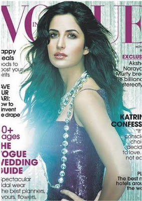 Katrina Kaif Vogue November 2009 pics