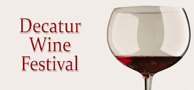 2009 Decatur Wine Festival photo