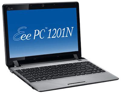 ASUS Eee PC 1201N with Dual Core, ASUS Eee PC 1201N with Dual Core PICS, ASUS Eee PC 1201N with Dual Core FEATURE, ASUS Eee PC 1201N with Dual Core SPECIFICATION, ASUS Eee PC 1201N with Dual Core photo