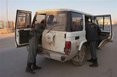 3 Aid Workers Kidnapped in Mauritania pics
