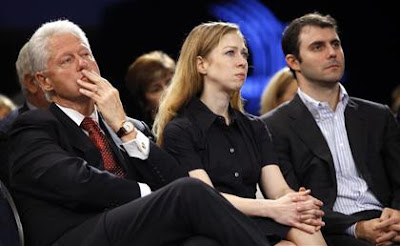 Chelsea Clinton & Marc Mezvinsky Engaged