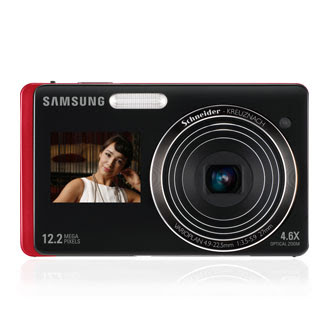 Samsung DualView TL220 Camera specification