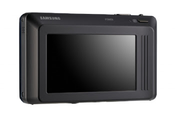 Samsung DualView TL220 Camera features