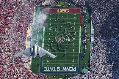 Rose Bowl Game pics