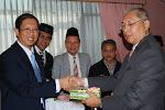 Majlis kunjung hormat Y.A.B.Menteri Besar Perak.