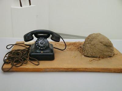Joseph Beuys: Earth Telephone, 1968