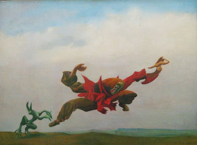 Max Ernst: The House Angel, 1937