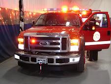 Unidad de rescate Tacna 28 Ford Super Duty