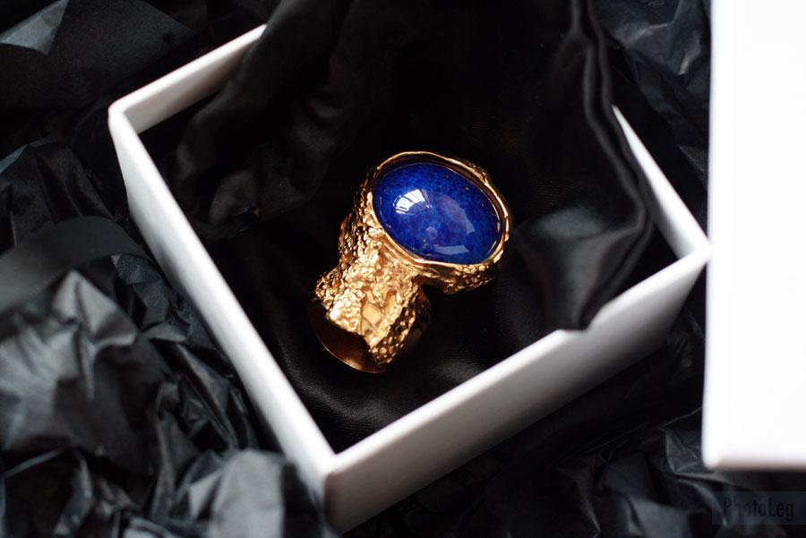 Yves Saint Laurent Ring Net A Porter