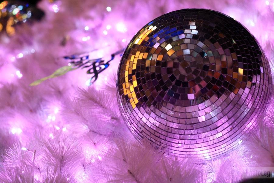 how to make disco lights at home