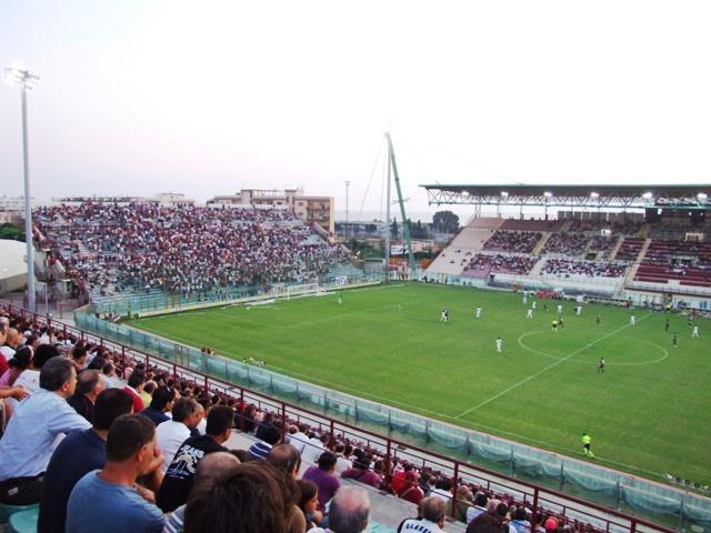 Oreste Granillo, Reggio Calabria Reggina - Padova