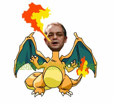 Balaurul bondoc alias Pokemon Boc