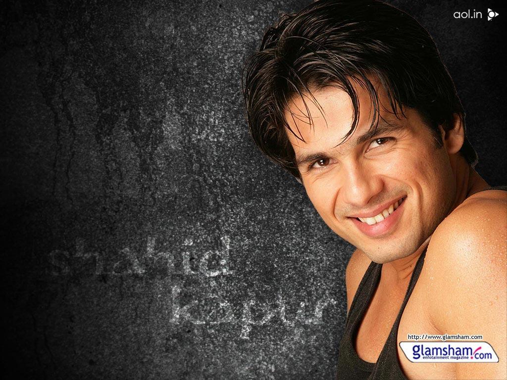Cool Male Celebrity HairstyleShahid Kapoor