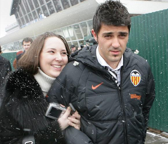 David Villa - Photo Set