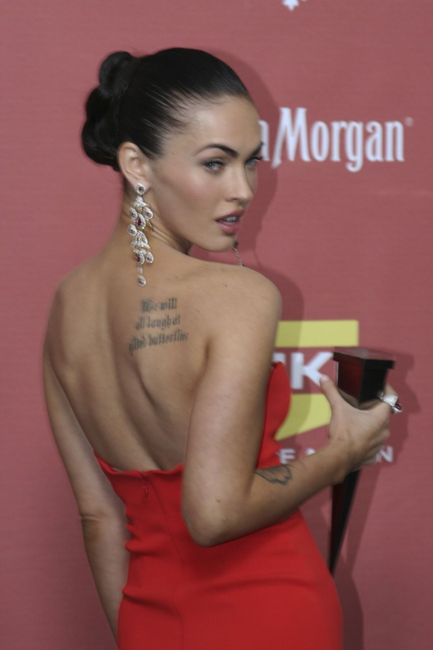 Megan Fox Hairstyles 22