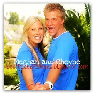 Amazing Race Meghan Rickey and Cheyne Whitney
