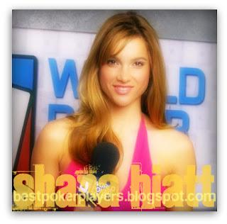 Shana Hiatt in World Poker Tour