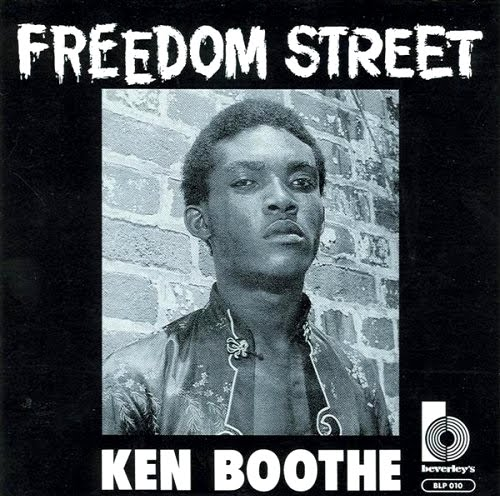 Ken Boothe Ken Booth / Sly & Robbie Show And Tell / Triplet
